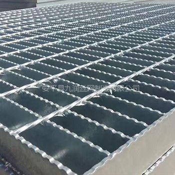 厂家供应镀锌沟盖板钢格板扁铁格栅板小水道盖板