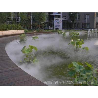 旅游景点造雾工程系统行业制造商