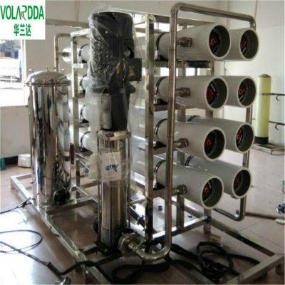 广西来宾食品厂30T矿泉水设备UF超滤设备 好质量好服务就找华兰达厂家