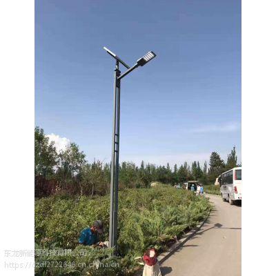 厂家直销城市道路乡村道路照明30W太阳能路灯 一体化防水太阳能路灯