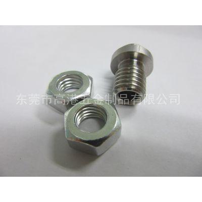 厂家加工定制不锈钢螺母 螺柱 精密铸件