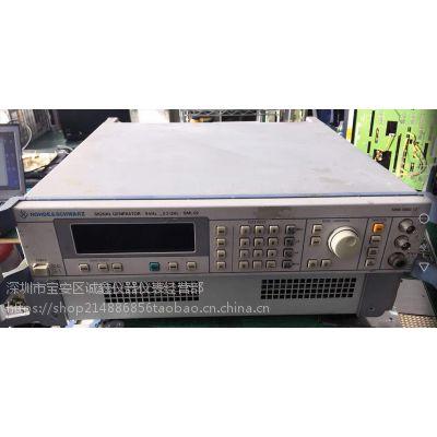 低价处理罗德斯瓦茨SML02信号源
