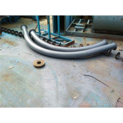 现货管链输送机密封好耐磨 环型管链机