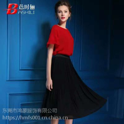 品牌女装连衣裙特价清货 库存杂款女装连衣裙十几块钱女装连衣裙供应