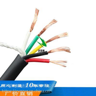 5芯软护套控制线RVV5*0.2