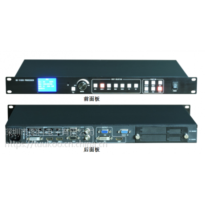 TK-5000A高清无缝切换器 led视频处理器 拼接器