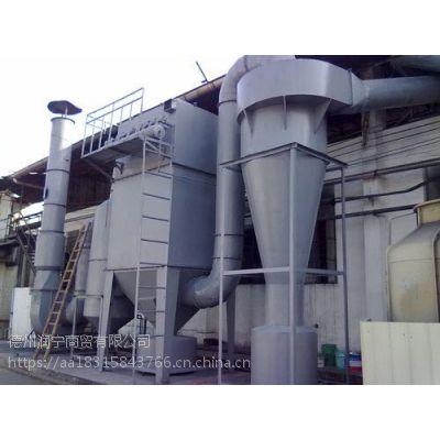 密山脉冲布袋除尘UV光氧催化净化器喷淋塔设备喷淋塔设备工业除尘器操作简单