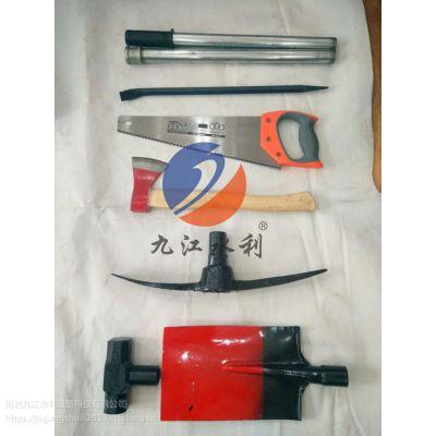 多功能防汛组合工具包、九江水利森林应急救援工具