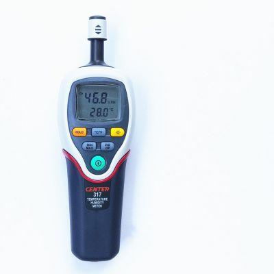 群特CENTER-317便携式温湿度仪 室内温度湿度计