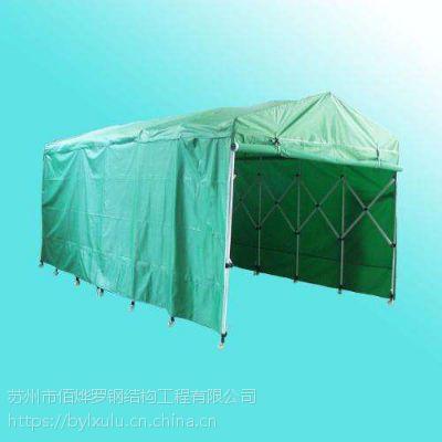 四角防风雨棚 大型商场帐蓬车边遮阳篷厂家定做