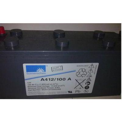 德国阳光蓄电池12V100AH厂家报价 免费安装