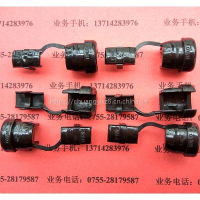 4N-4金笔电源线扣 电源固定线扣 塑料防拉扣 尼龙卡线箍