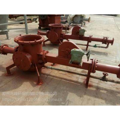 携手兆峰气力输送料封泵谱写机械行业新篇章hnf1
