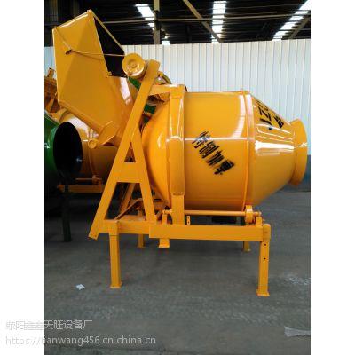 张家港天旺350A型砂石水泥搅拌机配电箱电路说明