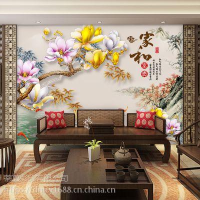 深圳理光G5喷头源厂直供瓷砖玻璃电视背景墙万能平板打印机