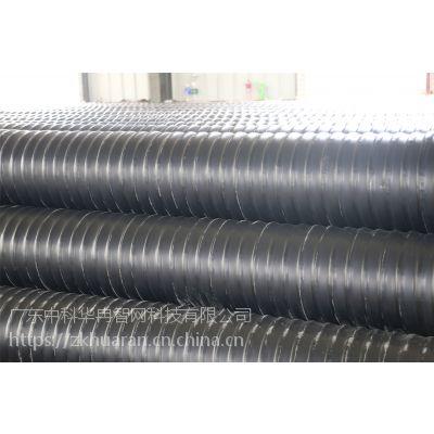 广东大口径排水管厂家讲解HDPE双壁波管优势