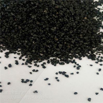 驰霖供应北京金刚砂 黑钢砂亮黑砂 铜矿砂 喷砂除锈