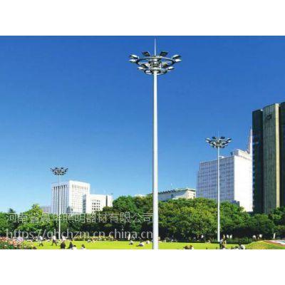 河南LED高杆灯,太阳能路灯,价格表,晨华照明