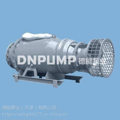 大流量雪橇轴流泵QZB系列轴流泵