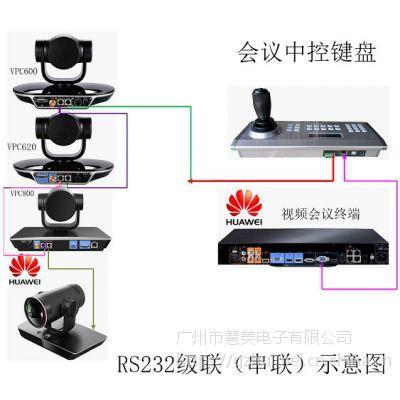 华为vpc600视频会议摄像机控制操作台NK-HW620KC