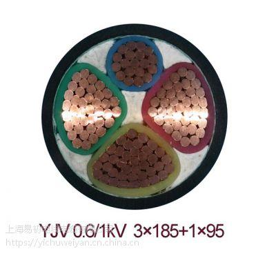ECHU+YJV22铠装电力电缆4*120sq