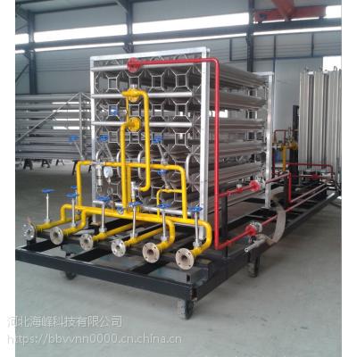 供应各种型号LNG空温式气化器