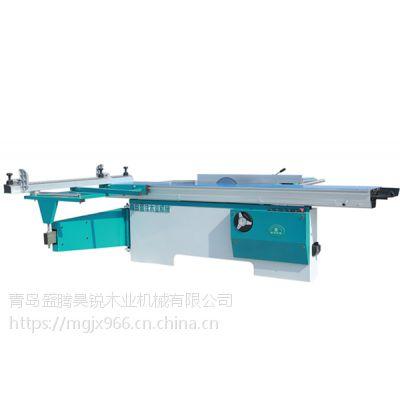 盛腾昊锐MJ6130木工裁板锯 家装小型推台锯 实木家具厂设备 45度角度锯 软包装修电锯 台锯配件