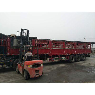1.5米保育猪用水泥漏粪板装车发货