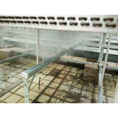 解决空调室外机冷凝器散热问题_空调外机降温设备
