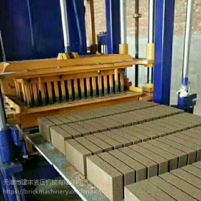吉林多功能震压式墙地砖通化花砖机优惠就在建丰砖机