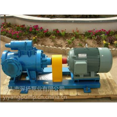 供应泊头NYP内啮合高粘度泵产品的优点