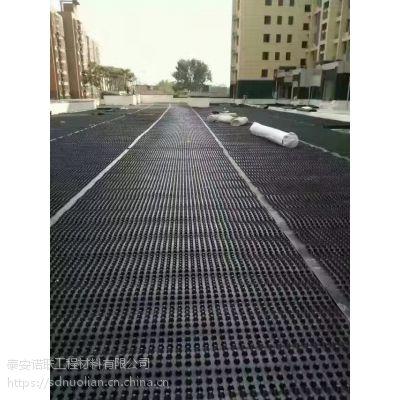 排水板专业生产厂家泰安诺联专供车库顶板排水板