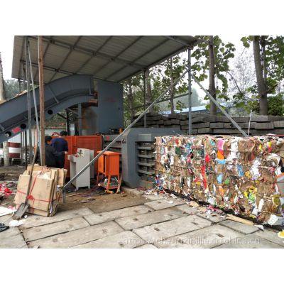 江苏废纸打包机 二手液压打包机 塑料瓶打包机