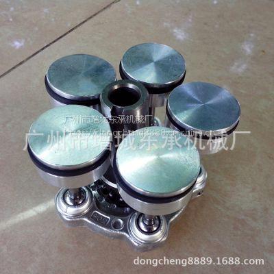 低价直销优质汽车空调压缩机配件铝合金材料V5型号活塞总成