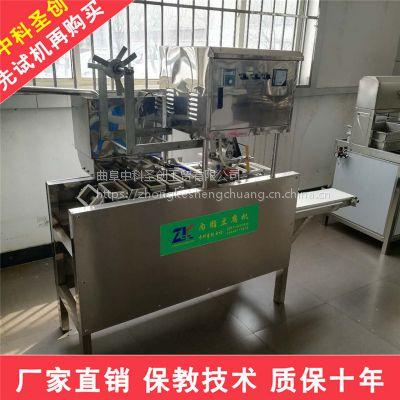 邯郸全自动内酯豆腐机多少钱 盒装豆腐机生产厂家包教技术