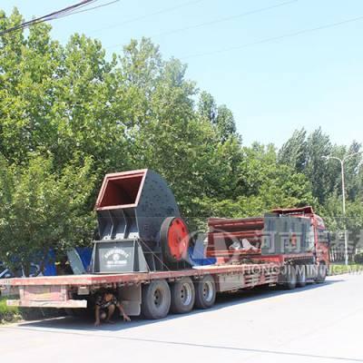 贵州铜仁砂石生产线设备,锤式破碎机价格