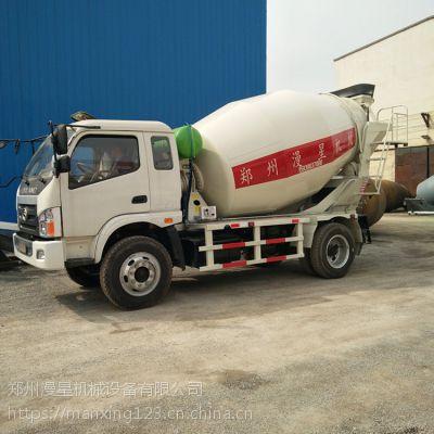 小型6方混凝土搅拌车 混凝土搅拌商混车报价 砼搅拌运输车厂家