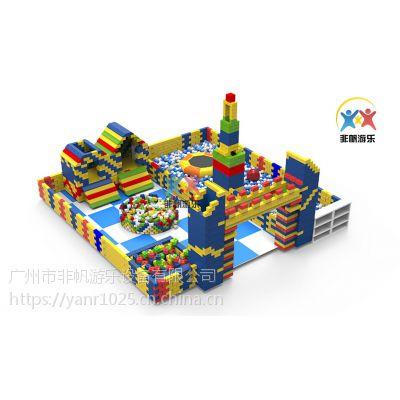 韩国进口大型EPP积木城堡儿童乐园配套EPP积木广州积木厂家价格