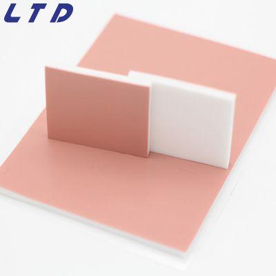成都通信电源导热硅胶垫片 高频电源pcba导热硅橡胶垫