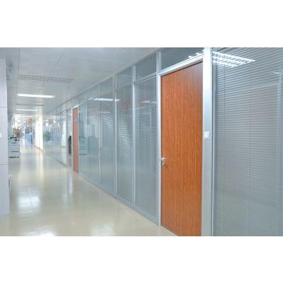 办公玻璃隔断墙报价多少钱一方,厂家定制