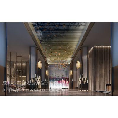 泸州酒店设计精品酒店装饰装潢细节要素