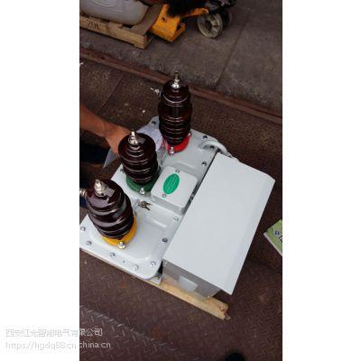 成都50/5户外高压计量箱10KV油浸式互感器双变比配电缆线带表箱