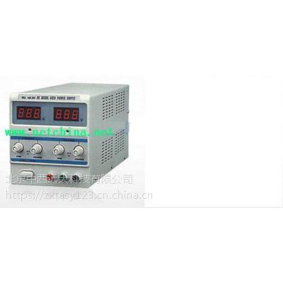 中西 (HLL特价)可调直流稳压电源(双路) 型号:WY10-WYJ 库号:M404734