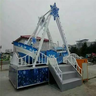 室外广场儿童电动转马大型户外陆地游乐设备大型游乐设备海盗船