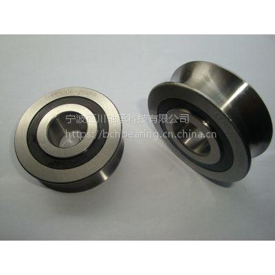 LFR5206-25NPP=R5206-25.2RS 小型滚轮 厂家现货 百川轴承OEM传输设备