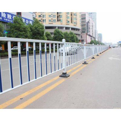 厂家供应市政护栏道路护栏锌钢隔离栏人行道隔离护栏