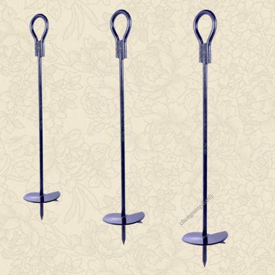 1T3T5T旋转地钻/穿线杆地锚钻/临时地锚/钢丝电线地钻/电力地猫钻
