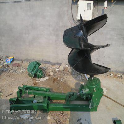 地面打孔机 浩发嘉定区冰面打孔机 埋桩钻坑机