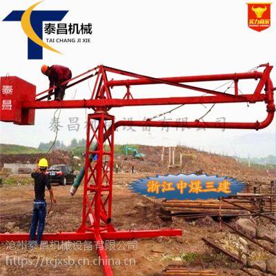 河南郑州12米框架布料机组装的安全性能的讲解 专业生产布料机