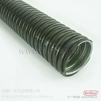 蛇皮管厂家专注生产包塑型金属软管 波纹浪型软管PVC包塑层